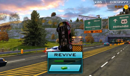 Redline Rush - Screenshot revive