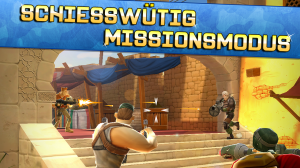 Respawnables Screenshot - (c) Digital Legends Entertainment