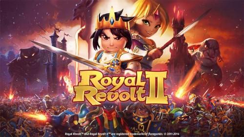 Royal Revolt 2  - (c) Flaregames