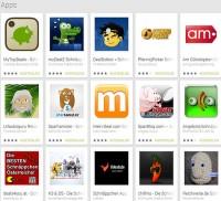Schnäppchen Apps bei Google Play für Android