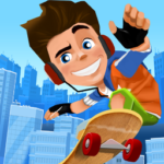 Skyline Skaters von Tactile Entertainment