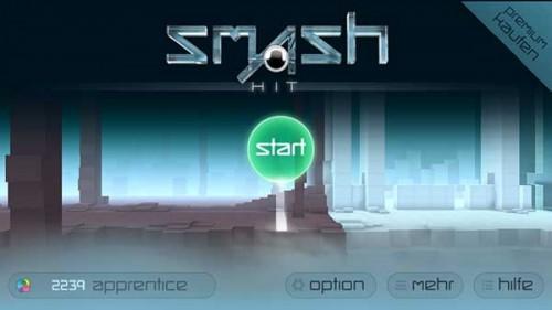 Tipps zur App Smash Hit von Mediocre