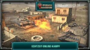 Tank Domination Screenshot - (c) Game Insight
