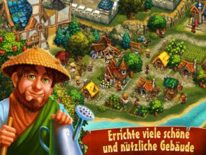 The Tribez & Castlez Screenshot - (c) Game Insight