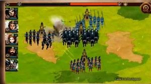 Age of Empires World Domination (Screenshot aus Video von KLabs Games)