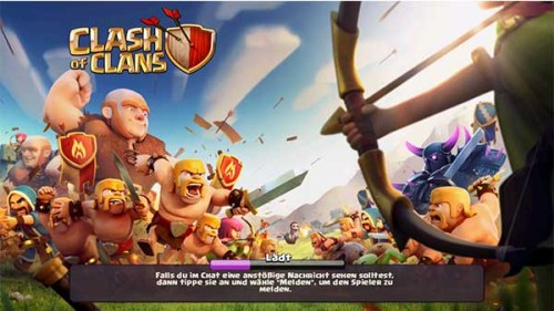 Clash of Clans Clankriege