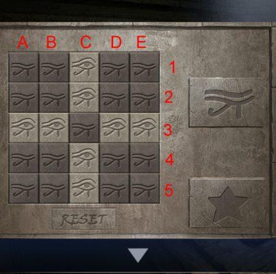 Doors&Rooms2 - Lösung Chapter 2 Level 17 tafel lösung