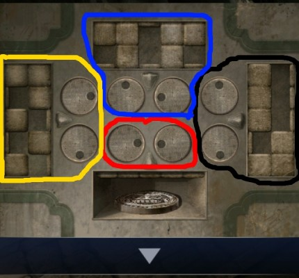 Doors&Rooms2 - Lösung Chapter 2 Level 18 Screenshot eyes