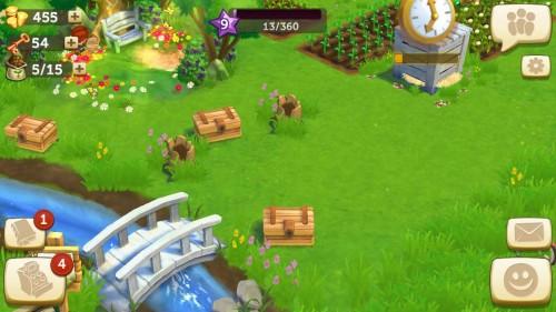Öffnet Schatztruhen in der FarmVille 2 App und bekommt mit etwas Glück zahlreiche Schlüssel