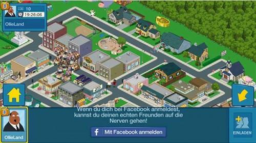 Lade deine Freunde zu Family Guy Mission Sachensuche hinzu