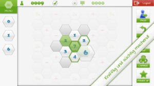 Mathagon Screenshot von  belgogames