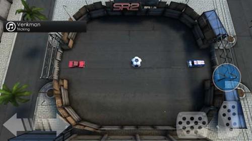 So gewinnt ihr Duelle und Turniere in Soccer Rally 2