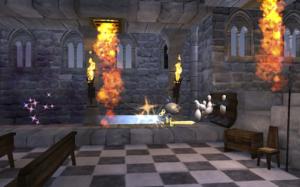 Wind-up Knight 2 Screenshot - (c) Robot Invader