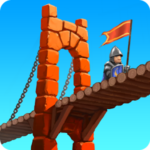Bridge Constructor Mittelalter von Headup Games