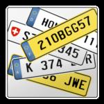 Kennzeichen App von Softloop