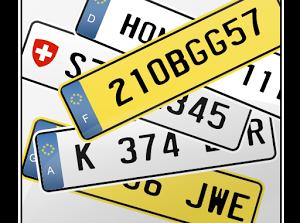 Kennzeichen Finder: Mit der App kostenlos herausfinden, wo der Autofahrer herkommt
