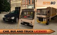 Simulation der Fahrschule im Auto, Bus und Lkw - School Driving 3D von Alexandru Marusac