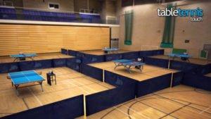 Table Touch Tennis Screenshot - (c) Yakuto