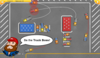 Truck Boss Screenshot - (c) bossmind games