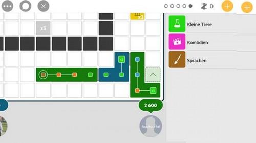 Versuche die Punktemultiplikatoren in  stern Quiz Battle sinnvoll zu nutzen