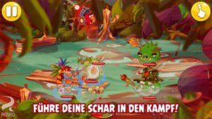 Angry Birds Epic Screenshot - (c) Rovio Mobile