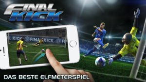 Final Kick Screenshot - (c) Ivanovich Games