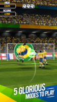 Flick Soccer Brazil Screenshot - (c) Full Fat