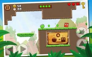 Bubble Blast Adventure Screenshot - (c) Magma Mobile