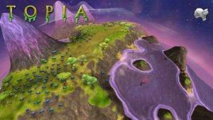 Erschaffe in Topia World Builder die Welt, wie sie dir gefällt (c) Crescent Moon Games