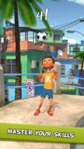 Kickerinho Screenshot - (c) Tabasco Interactive