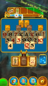 Pyramid Solitaire Saga Screenshot - (c) King