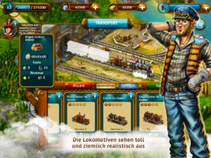 Transport Empire Screenshot - (c) Gigl