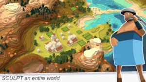 Godus Screenshot - (c) DeNA Corp