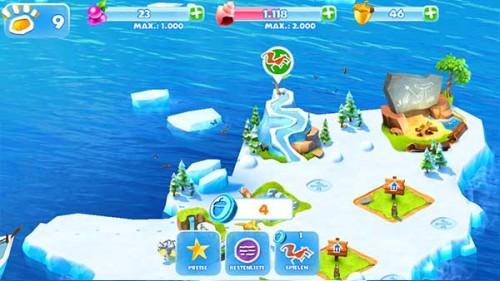 Ice Age Adventures: Am Event teilnehmen
