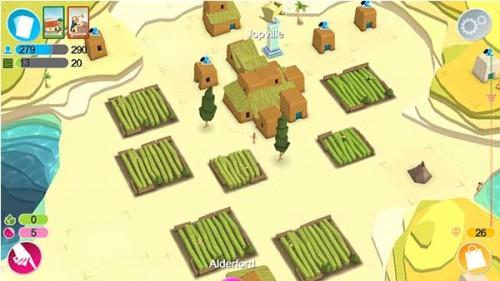 Nur mit Bauernsiedlungen wirst du an Weizen gelangen