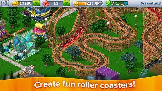 Rollercoaster Tycoon Kostenlos
