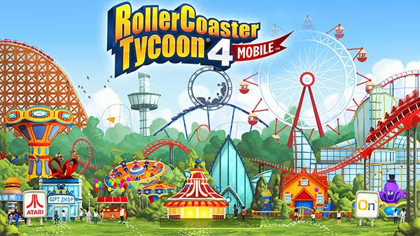 Tipps zu RollerCoaster Tycoon 4 Mobile - (c) Atari