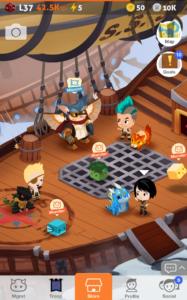 Screenshot zu Battle Camp - (c) PennyPop