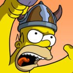 Simpsons Springfield: Das neue  Clash of Clones Update - (c) EA Mobile