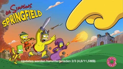 Tipps zum Simpsons Springfield Clash of Clones Update - (c) EA Mobile