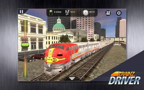 Trainz Driver Screenshot - (c) N3V Games Pty Ltd