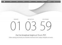 Apple Keynote 2014 Live Stream auf PC, Mac und iOS