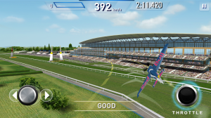 Red Bull Air Race The Game Screenshot - (c) Red Bull