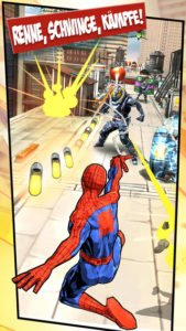 Spider-Man Unlimited Screenshot - (c) Gameloft