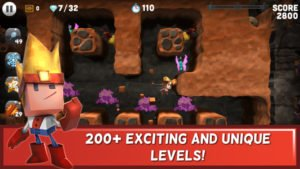 Boulder Dash Screenshot - (c) Tapstar Interactive