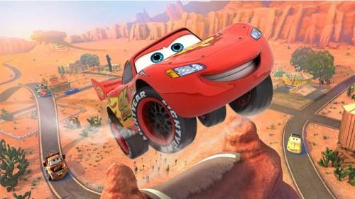 Alles zu Cars Schnell wie der Blitz mit Tipps, Tricks und mehr - (c) Gameloft