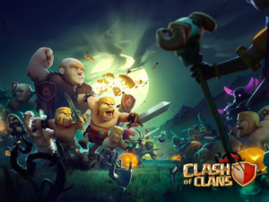 Clash of Clans Update zu Halloween - (c) Supercell