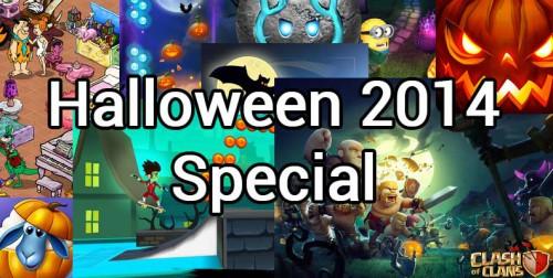 Halloween 2014 Special: Spiele Updates mit Update mit Gruselfaktor