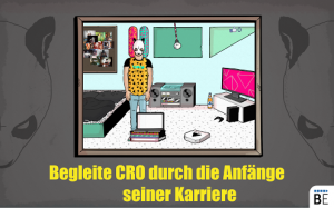 Interaktive App für alle CRO Fans - (c) Bastei Luebbe