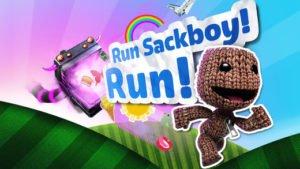 Run Sackboy Run: Kostenlose App für iOS von PlayStation Mobile
